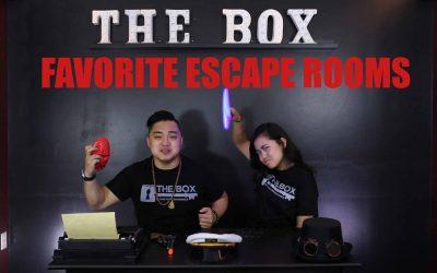Our Favorite Escape Room